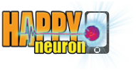 logo happyneuron mobile